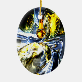 Lost in Space Abstract Ornament