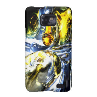 Lost in Space Abstract Samsung Galaxy Case Samsung Galaxy SII Cases
