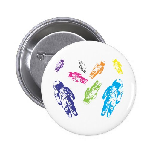 Lost in Space Pinback Button