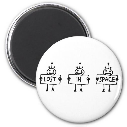Lost in Space Fridge Magnets