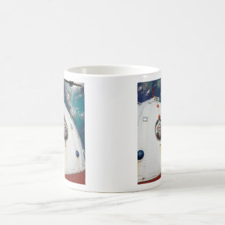 Lost in Space Monkey Basic White Mug