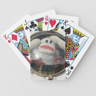 Lost in Space Monkey Card Decks