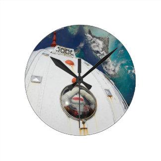 Lost in Space Monkey Clocks
