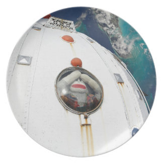Lost in Space Monkey Dinner Plates