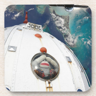 Lost in Space Monkey Drink Coasters