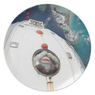 Lost in Space Monkey Party Plate