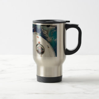 Lost in Space Monkey Stainless Steel Travel Mug