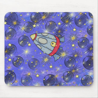 lost in space mouse mat