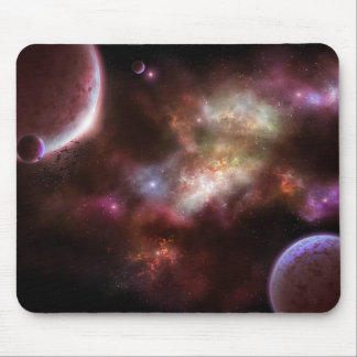 Lost in Space Mousepad