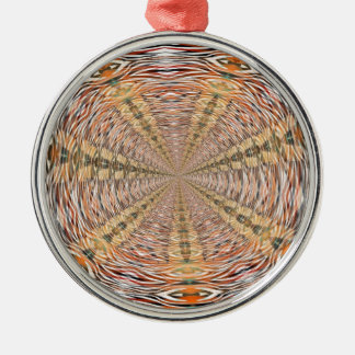 Lost in Space Silver-Colored Round Decoration