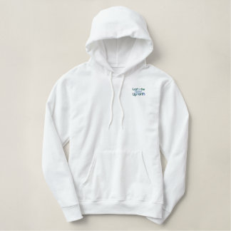 Lost in the Great UpNorth Embroidered Hoody