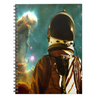 Lost in the Star Maker Spiral Notebook