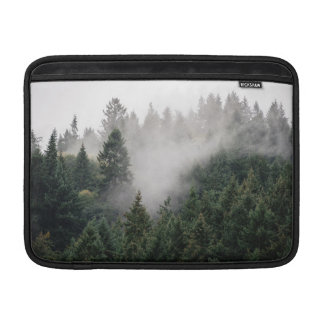 Lost in the woods MacBook sleeve