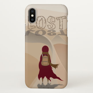 Lost iPhone X Case