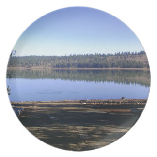 Lost Lake, Idaho Plate