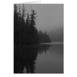 Lost Lake, Oregon Greeting Card
