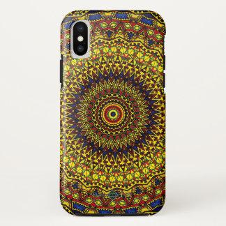 Lost Mandala iPhone X Case