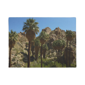 Lost Palms Oasis I at Joshua Tree National Park Doormat