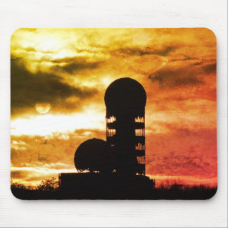 Lost Places, Teufelsberg Mouse Pad