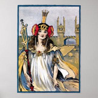 Lost Princess of Oz Poster