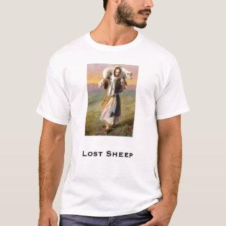 Lost Sheep - White T-Shirt