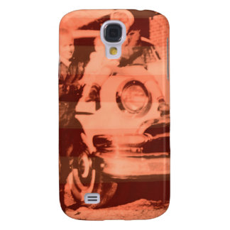 lost slice of Americana Samsung Galaxy S4 Case