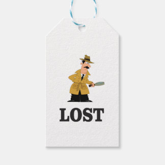 lost something gift tags