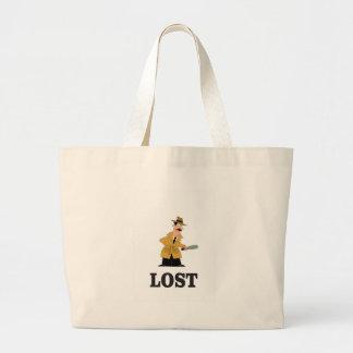 lost something large tote bag