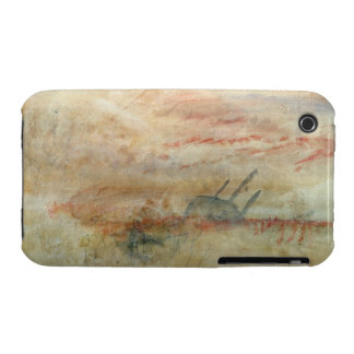 Lost to All Hope The Brig, c.1845-50 (w/c & graphi iPhone 3 Case-Mate Cases