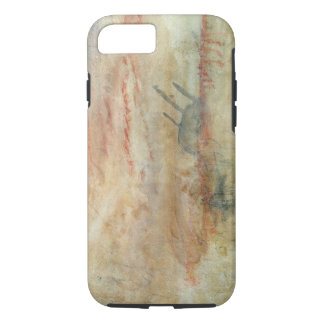 Lost to All Hope The Brig, c.1845-50 (w/c & graphi iPhone 7 Case