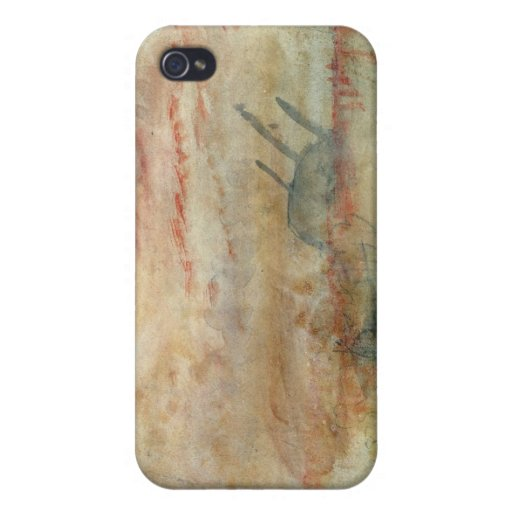Lost to All Hope The Brig, c.1845-50 (w/c & graphi iPhone 4 Case
