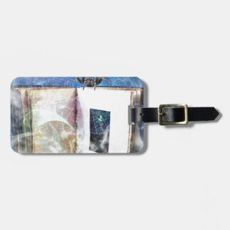 LOST TO THE RAVAGES OF TIME 2 LUGGAGE TAG