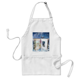 LOST TO THE RAVAGES OF TIME 2 STANDARD APRON