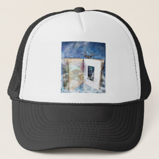 LOST TO THE RAVAGES OF TIME 2 TRUCKER HAT