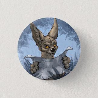 Lost Tourist Cat 3 Cm Round Badge