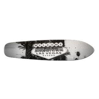 Lost Vegas Art Project Skateboard