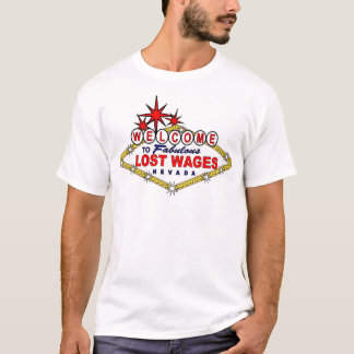 Lost Wages NEVADA T-Shirt