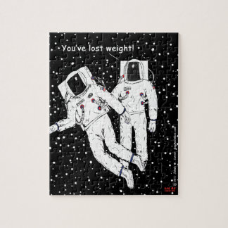 """""""Lost Weight"""" Puzzles"""