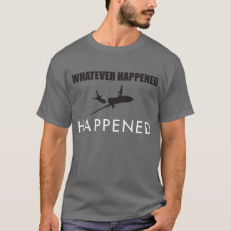 LOST - Whatever Happened, Happened T-Shirt