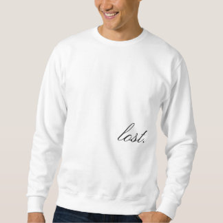 lost within the sea. (unisex sweatshirt!) sweatshirt