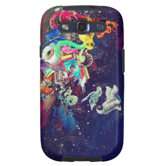 Lostranaut Galaxy SIII Case