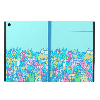 Lot Cats Cover For iPad Air