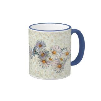 LOT & LOTS of DAISIES by SHARON SHARPE Mug