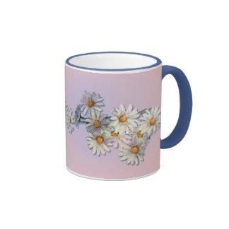 LOT & LOTS of DAISIES by SHARON SHARPE Coffee Mug