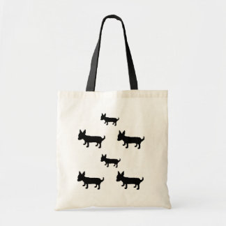 "lots of ""chi""s tote bag"