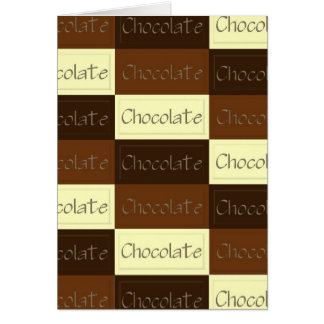 Lots of Chocolate Card