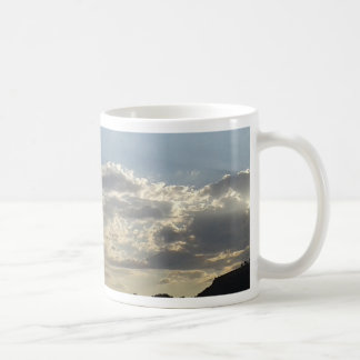 Lots Of Clouds Coffee Mug