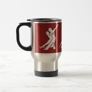 Lots of Dancers - Clear Travel Mug