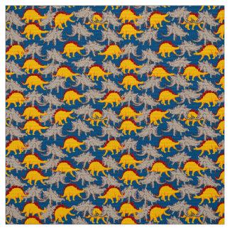 Lots of Dinosaurs Fabric