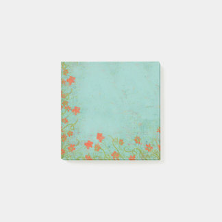 Lots of Fabrics - Seaside Mini Binder Post-it Notes